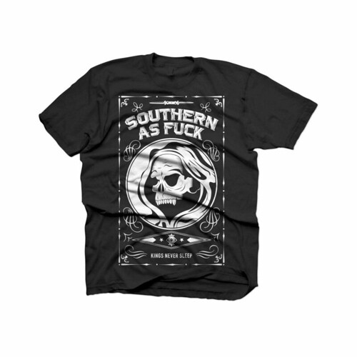 Southern As Fuck | Reaper Label | Black | by Southern As Fuck