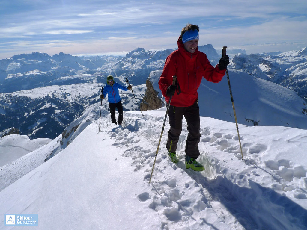 Piz Lavarela (Day 3 H.R. Dolomiti Südtirol) Dolomiti Itálie foto 11