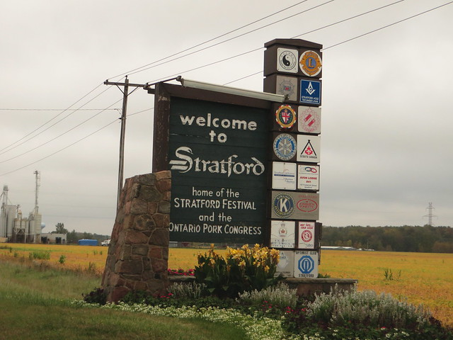 Welcome to Stratford, Ontario