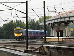 Train, York