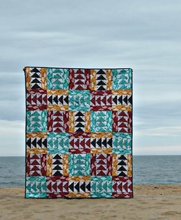A Soaring High Quilt