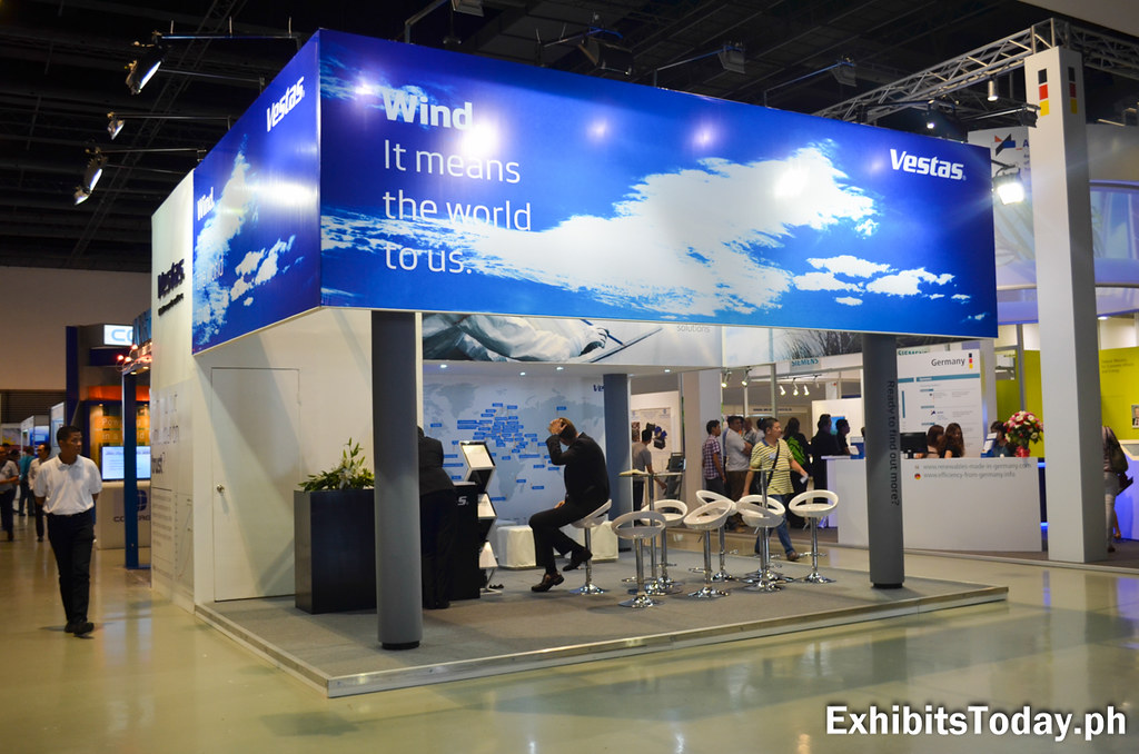 Vestas Trade Show Display