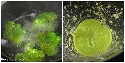 Brokolicova polievka