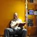 reading the alchemist by Frischluftjunky