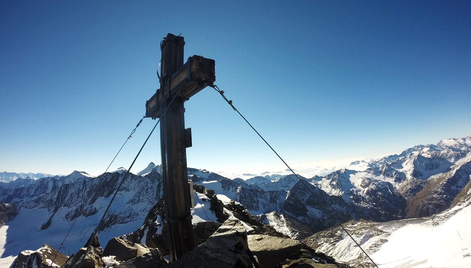 Schaufelspitze (3.333m)