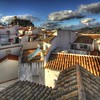 Olvera - clouds above the town by campese