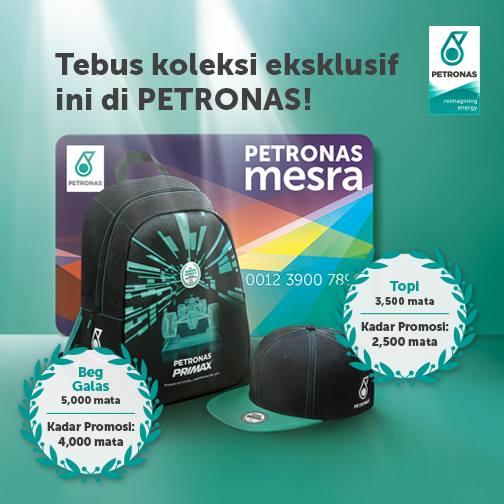 Kad Mesra Petronas