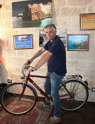 franco mancini bicicletta