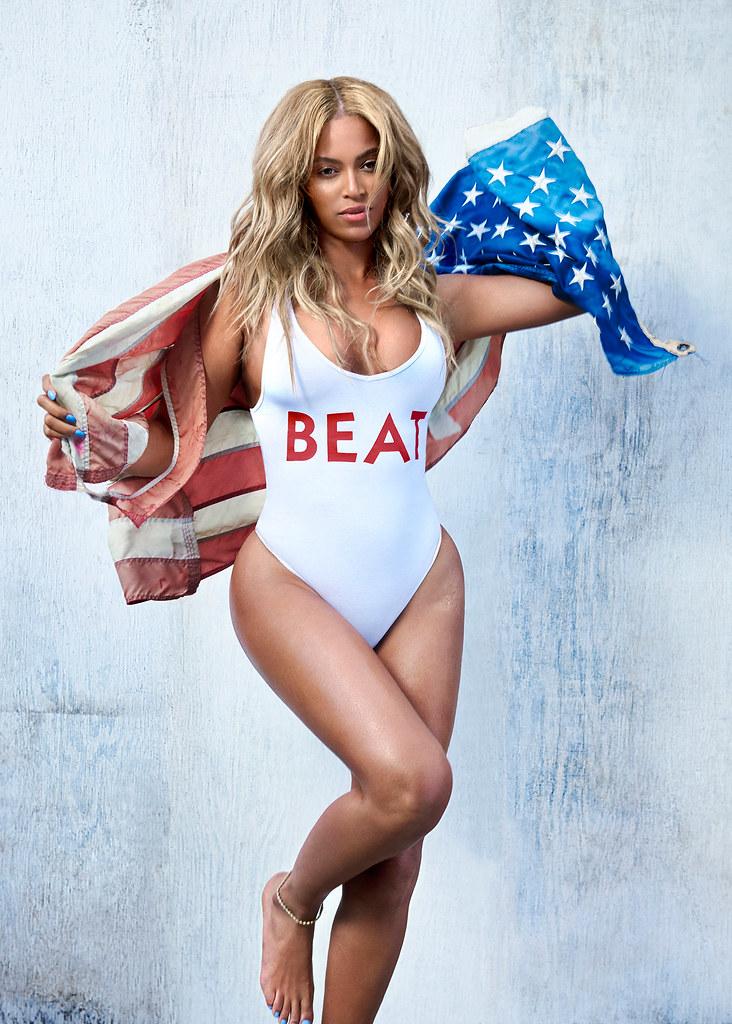 Бейонсе — Фотосессия для «Beat» 2015 – 9