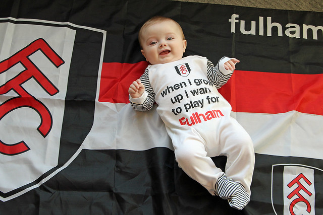 Finn loves Fulham