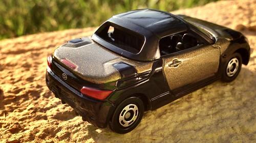 Tomica No. 52 Daihatsu Copen Xplay