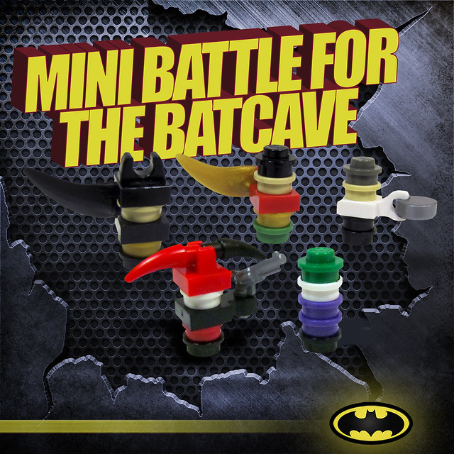 Mini Battle for the Batcave