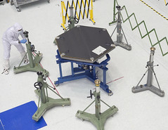 James Webb Space Telescope Mirror Metrology
