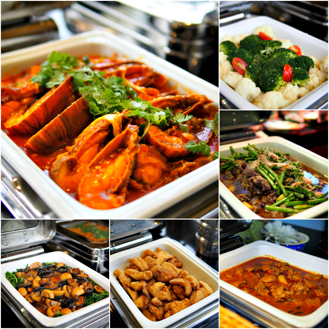 Festive Buffet at Atrium Restaurant