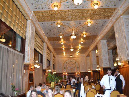 Cafe Imperial 8 Restaurante unde se mananca bine in Praga