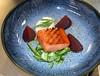 Celeb Chef Alan Murchison's Salmon starter