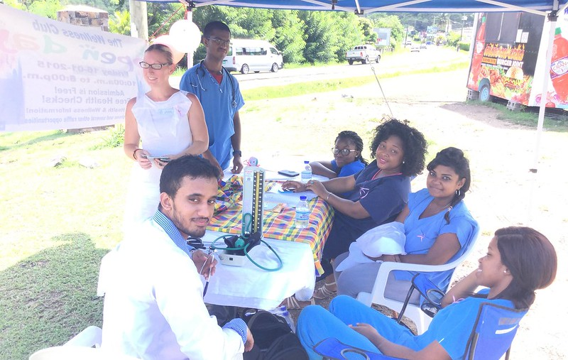 Medical Camp October 2015
