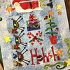 Christmas Whimsy Quilt, pattern by www.bahamadawn.com