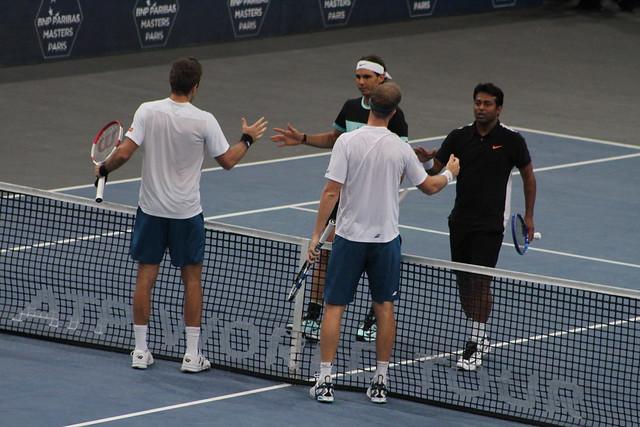 Inglot/Lindstedt defeat Nadal/Paes