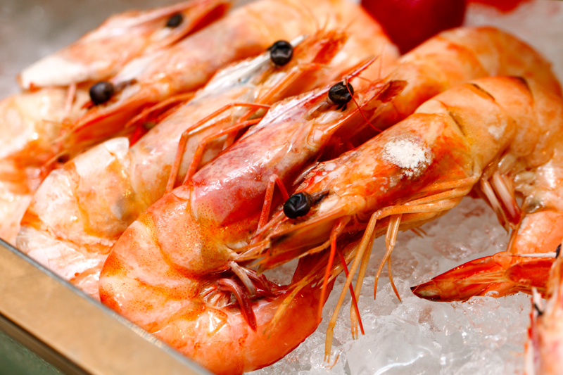 Prawns-on-Ice