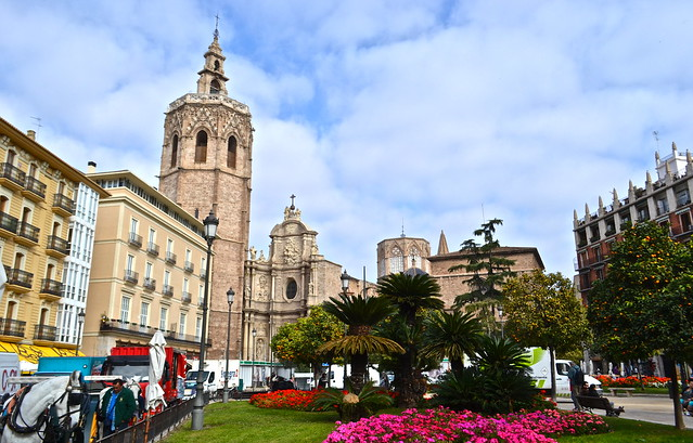 Capilla del Santo Cadiz (The Holy Chalice Chapel), valencia