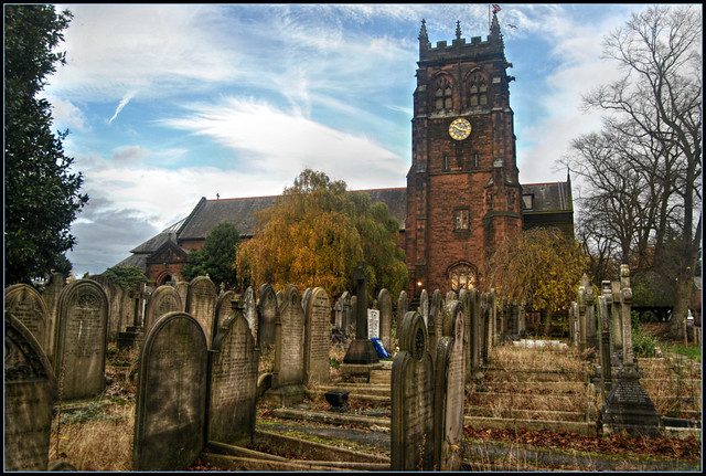 St Peters Church Woolton Liverpool ( 3 Views )