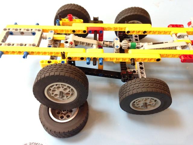 Wishbone as torsion bar suspension part? - LEGO Technic, Mindstorms ...