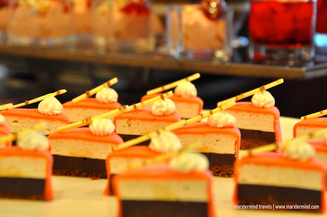 Desserts Brunch Cafe Eight Crimson Hotel Manila