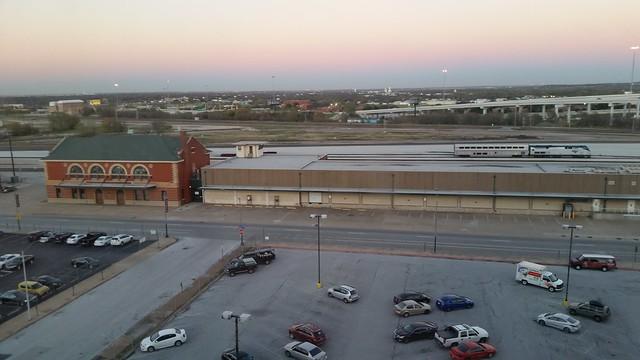 Fort Worth Rail Yard