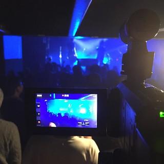 Bomb Factory兄さんのビデオの録画ボタンを押す仕事が無事に終わりました。