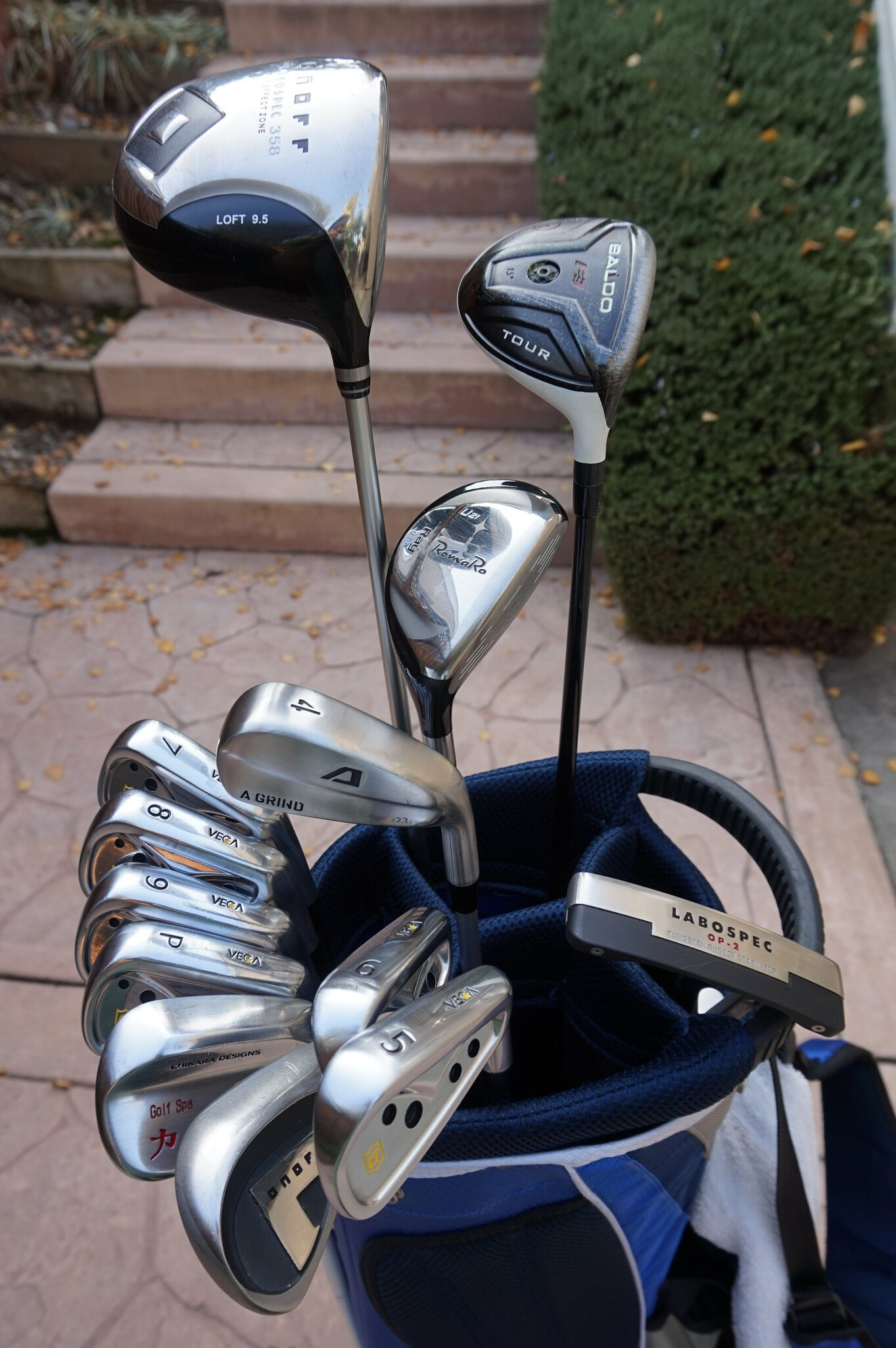 2015 Japanese Golf Clubs Recap What I Learned And Played Motgolf Spinner Iron Hiro Fun Bag A