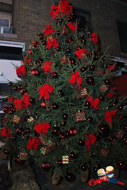 Mamasushi NYC Primer Christmas Lightning (2015)