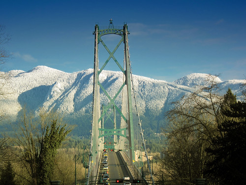 The Bridge .. Vancouver