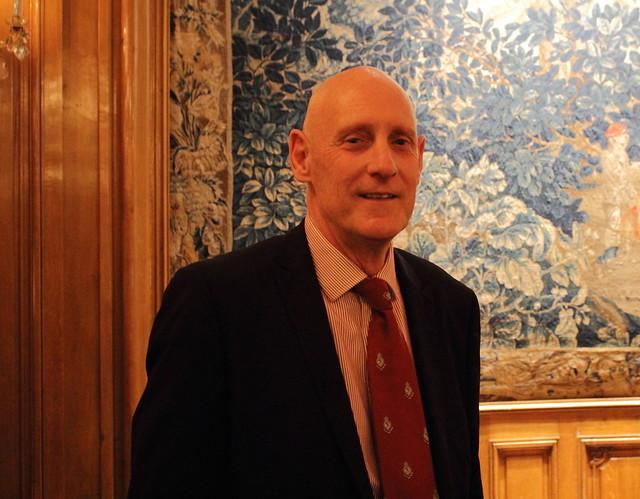 Philippe-Joseph Salazar - Prix Bristol des Lumières 2015