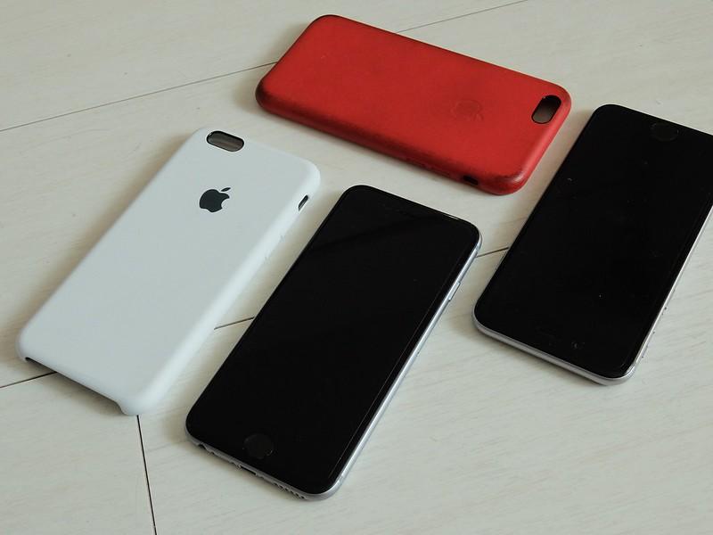 iPhone 6S & iPhone 6