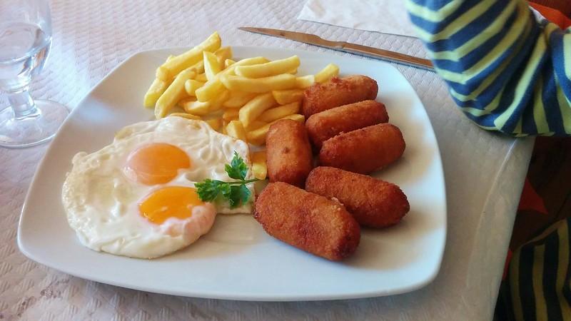 Marina d'Or Ciudad de Vacaciones | Asador Cristina | Plato combinado 2