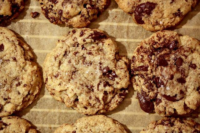 Rye Whiskey Choco Chip Cookies - 22