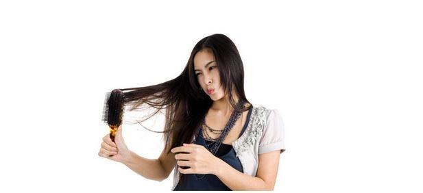 chăm sóc tóc yếu
