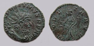 Coins from Lymington hoard