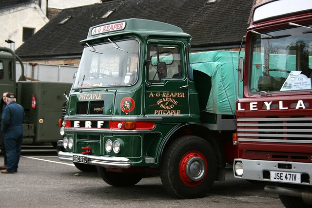 ERF Magnificence #1 - ERF LV - A.G.REAPER, PITCAPLE.