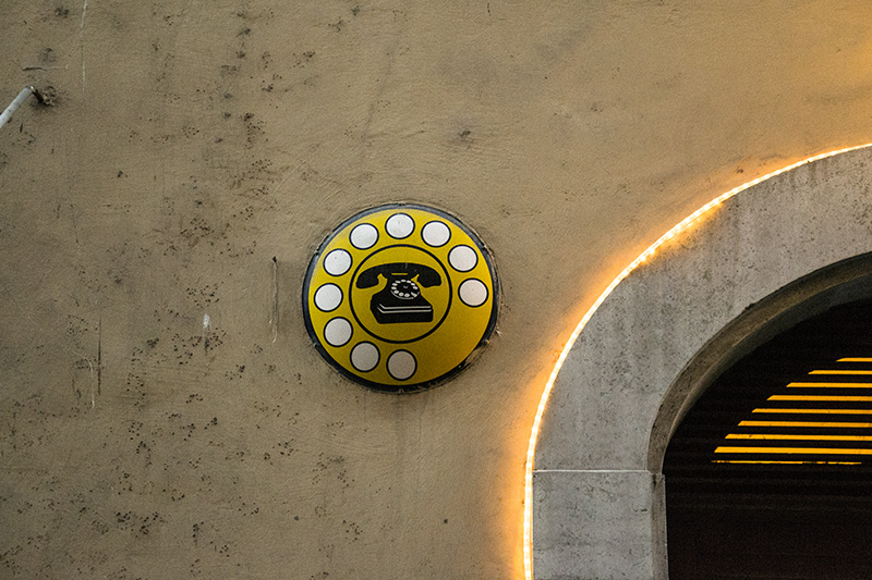 Rome Telefono SIP