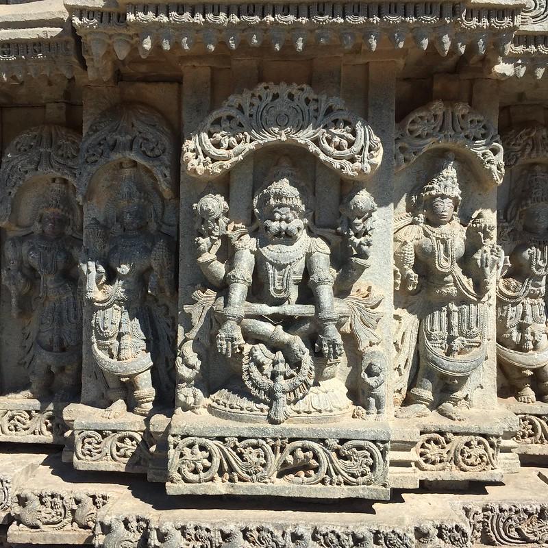A benign Narasimha
