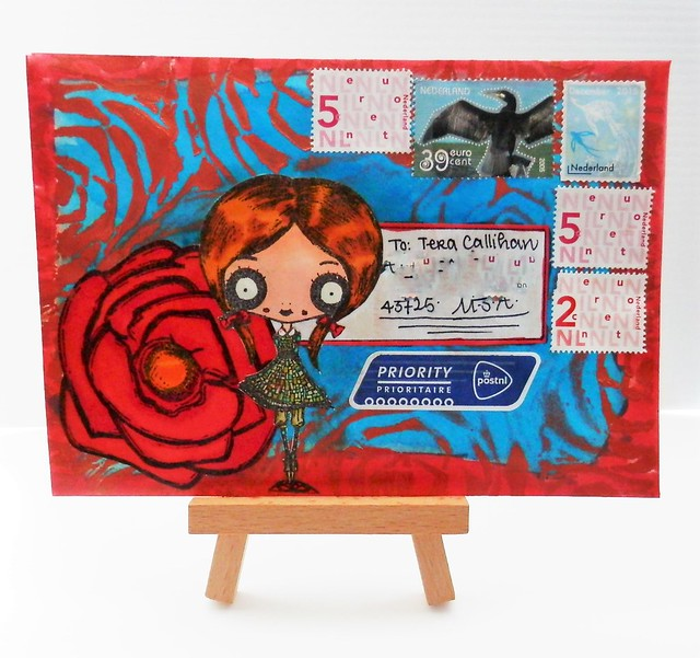 Mail Art 2015-031