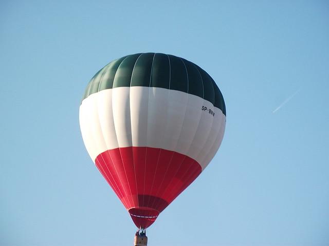 Hőlégballon, Fujifilm FinePix AX200