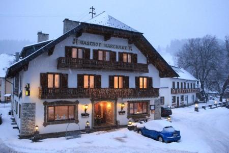 Lungau: srdečná dovolenka v Landgasthof Karlwirt ***