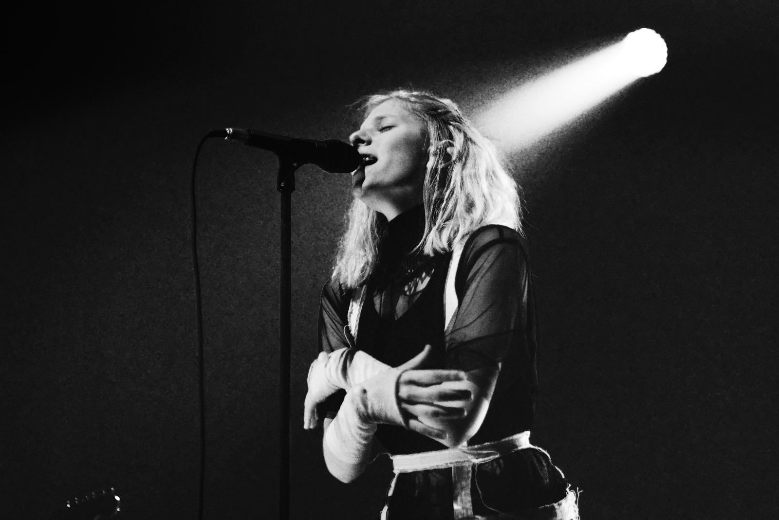 AURORA @ Webster Hall NYC (11/03/16)