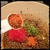 #CarneMolida #PuertoRican #groundBeef #homemade #CucinaDelloZio - + 1/4c recaito, 1/4c tomato sauce & zio's sazon