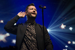 Calum Scott at Free Radio Live 2016