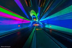 Lyon Tunnel de la Croix-Rousse Novembre 2014