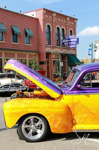 Hot Car & Hot Dogs